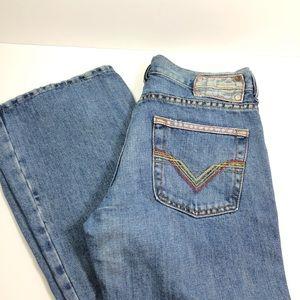 Vintage Diesel | Low Rise Boot Cut Jeans